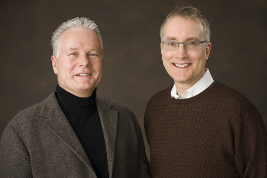 Martin and Michael Lewandowski of Great Lakes Builders